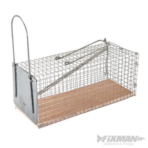 pi ge souris cage grillag e fixman 197512 outillage professionnel discount et quincaillerie. Black Bedroom Furniture Sets. Home Design Ideas