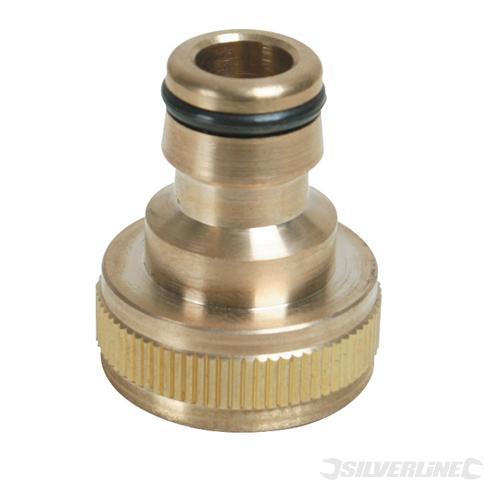 Nez de robinet en laiton 3 4 1 2 silverline 598438 outillage professionnel discount et - Nez de robinet ...