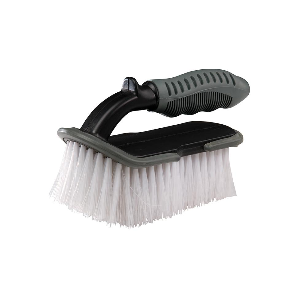 brosse de lavage avec poils souples emp chant les rayures silverline 741650 outillage. Black Bedroom Furniture Sets. Home Design Ideas