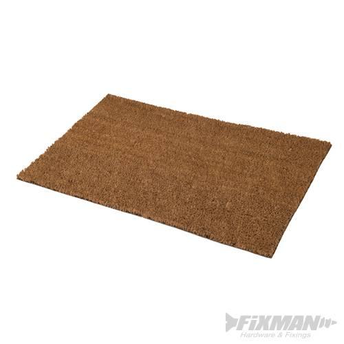 tapis naturel avec revers rembourr pvc 450 x 750 mm fixman 808267 outillage professionnel. Black Bedroom Furniture Sets. Home Design Ideas