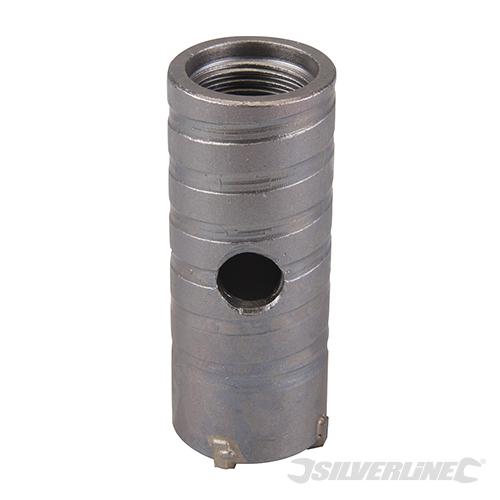 Scie cloche tr pan b ton pour mat riaux de construction ma onnerie 30 150mm - Scie cloche 150 mm ...