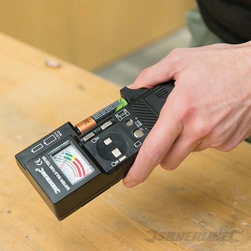 Testeur de piles fusibles et ampoules 1 5 v 9 v silverline 633909 ebay - Numero de telephone mondial relay ...