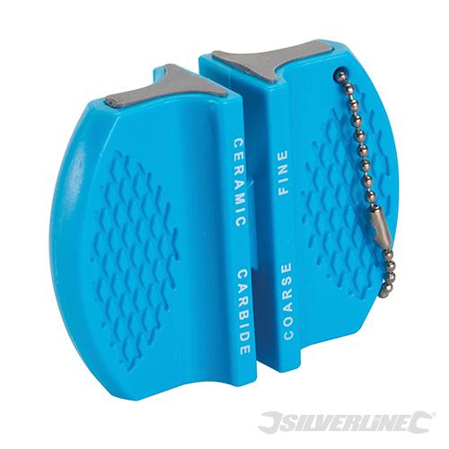 Aff teur de poche pour couteaux 60 x 75 mm silverline 885884 ebay - Numero de telephone mondial relay ...