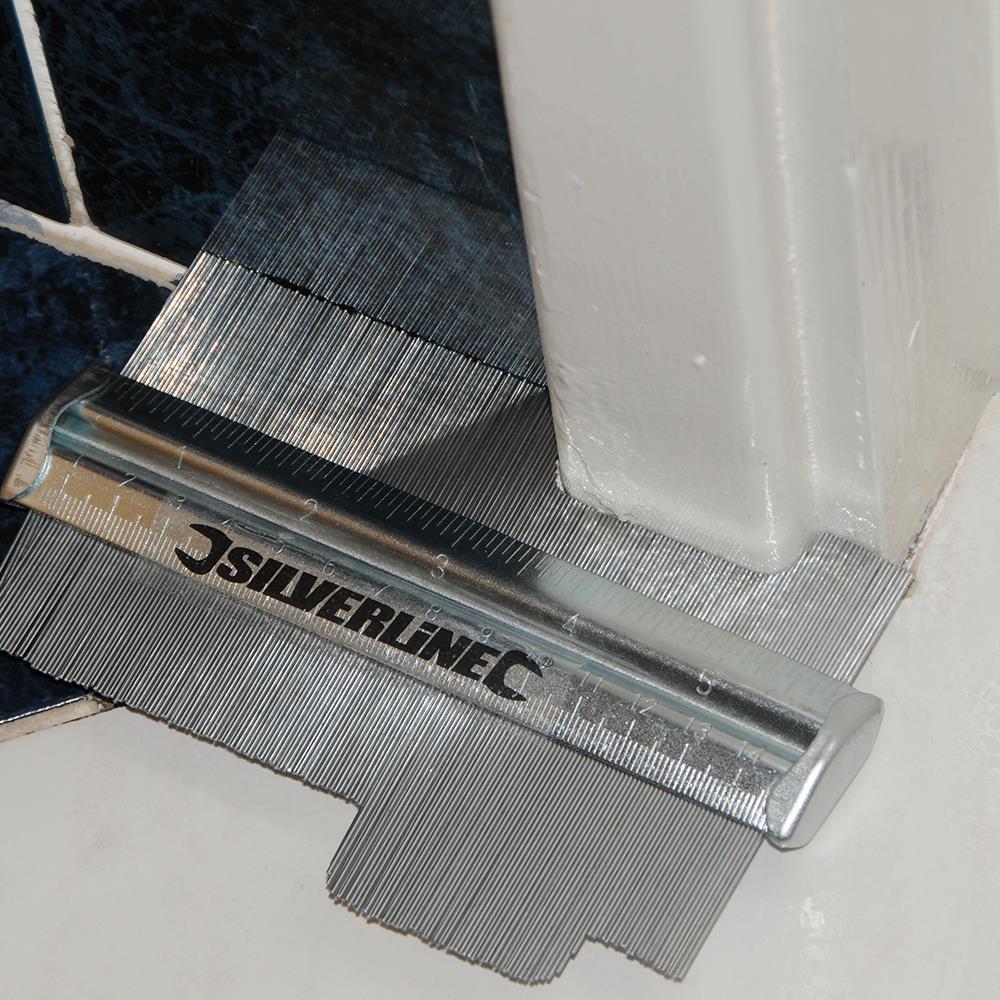 conformateur en acier 150 mm silverline 598573 outillage professionnel discount et. Black Bedroom Furniture Sets. Home Design Ideas