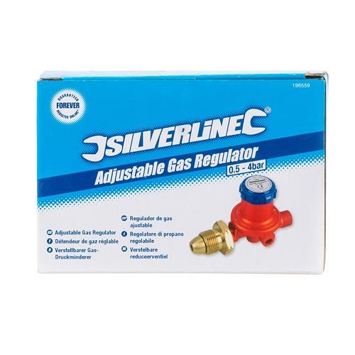 D/étendeur de gaz propane r/églable 500-4 000 mbar