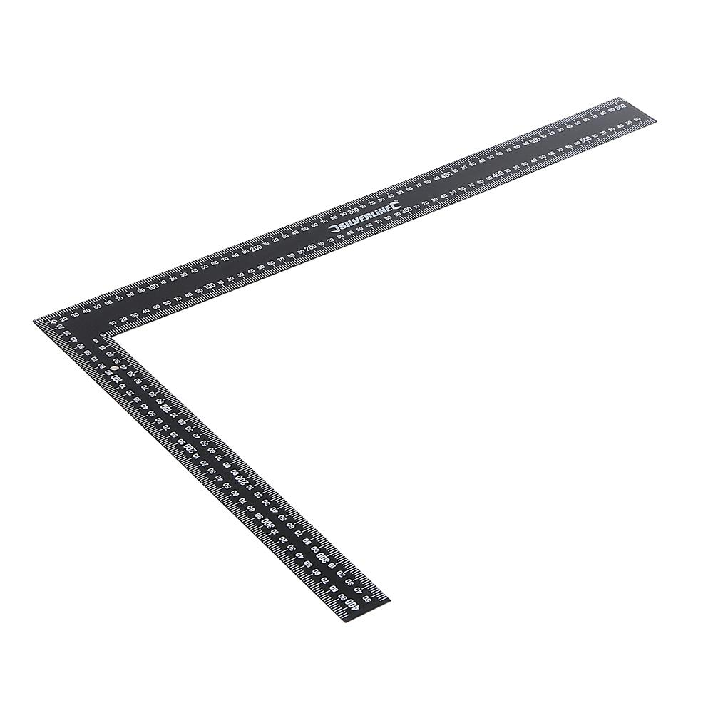 Silverline Charpentiers Carré 300 mm menuiserie bricolage outil