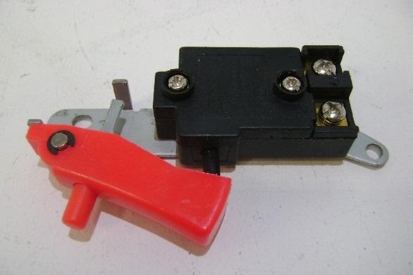 Interrupteur gachette pour marteau piqueur lectrique 1500w silverline 263570 silverline tso - Marteau piqueur electrique ...