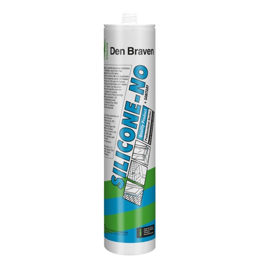 Silicone Acrylique Pour Salle De Bain mastic silicone sanitaire neutre - noir