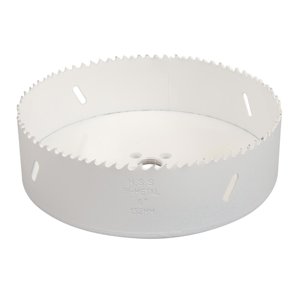 scie cloche bi m tal 152 mm silverline 801291 outillage. Black Bedroom Furniture Sets. Home Design Ideas