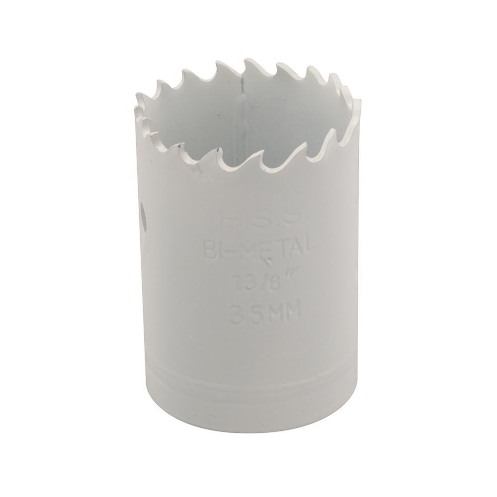 scie cloche bi m tal 35 mm silverline 186818 outillage. Black Bedroom Furniture Sets. Home Design Ideas