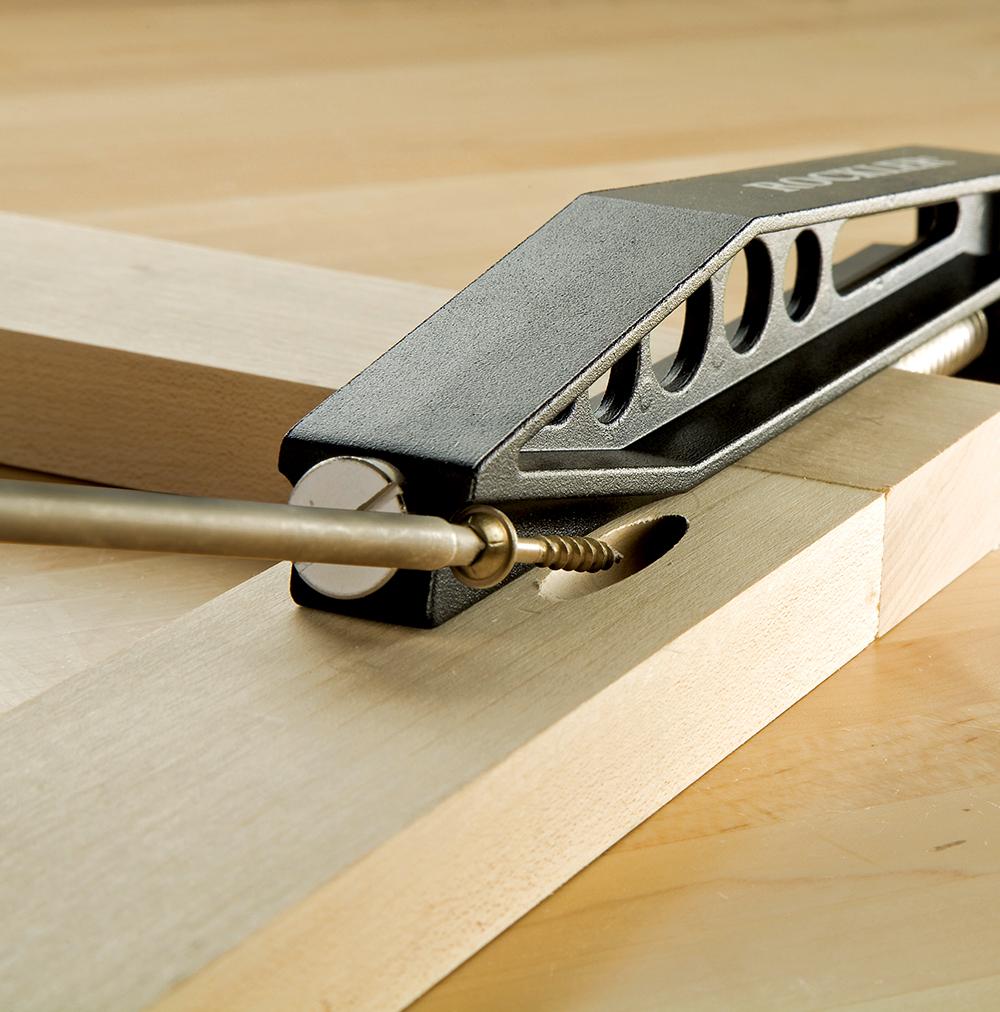"""alignement de trous dissimulés Serre-joints - 76 mm Pock-it Hole Clamp® 3/"""""""