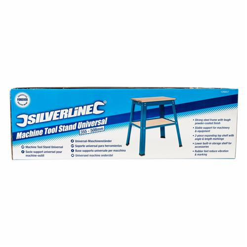Socle support universel pour machine-outil 360-520 mm
