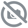 5 bandes abrasives 75 x 457 mm Grain 80
